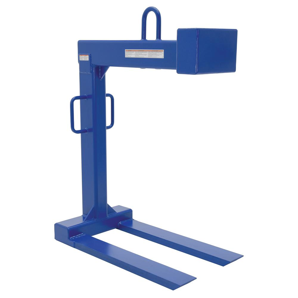 6,000 lb. Capacity Pallet Lifter with 42 in. Forks