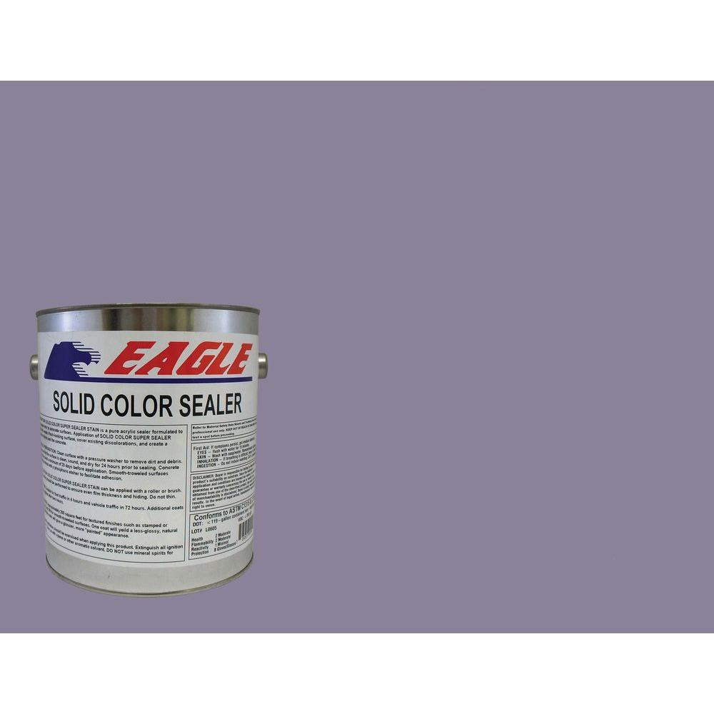 1 gal. Twilight Solid Color Solvent Based Concrete Sealer