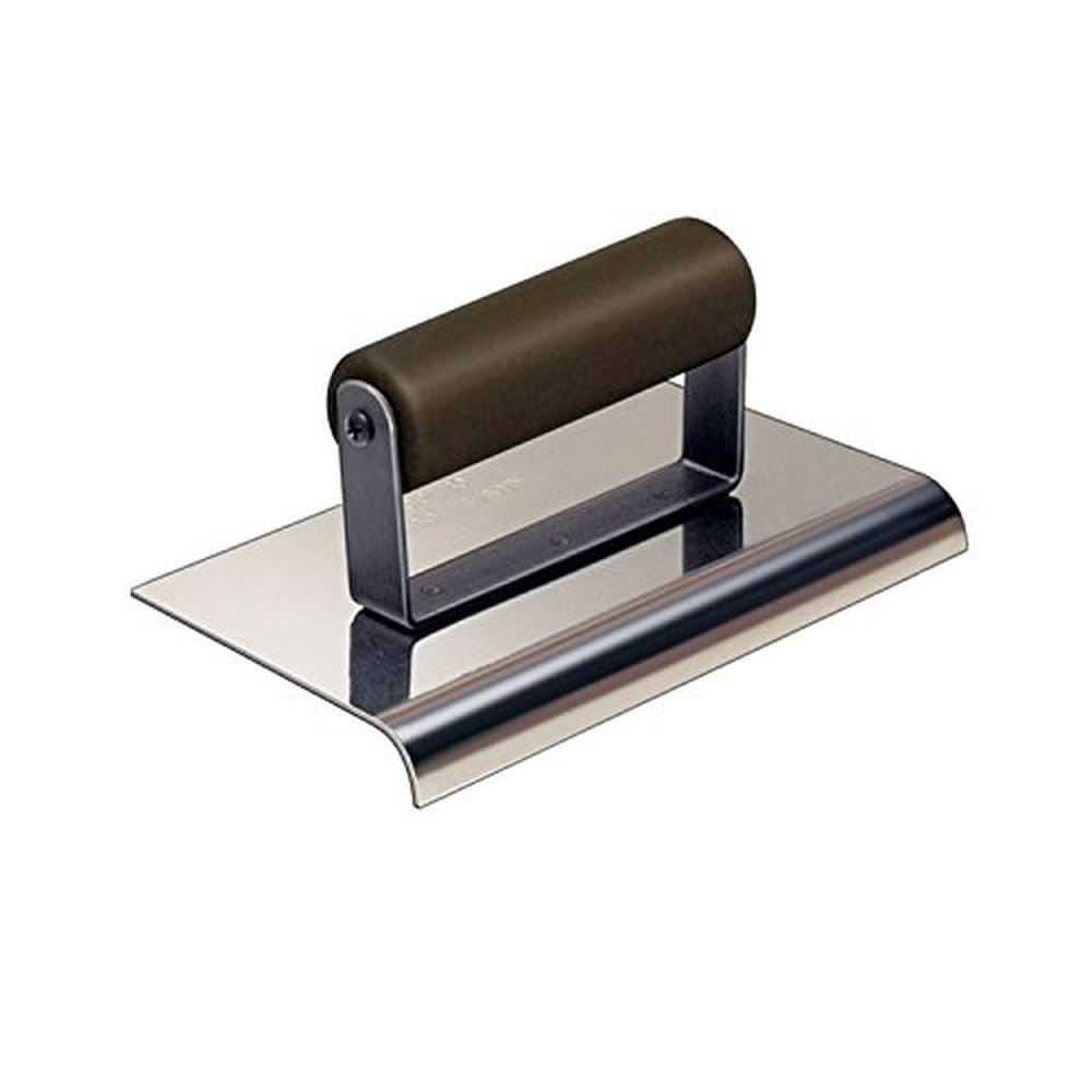 Kraft CF321P Highway Edger 1/2x5/8' w/Plastic Handle,10x6'