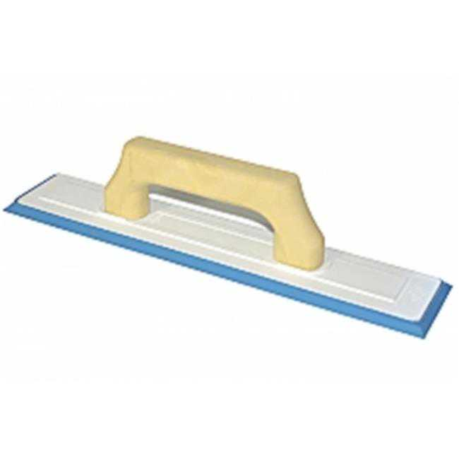 RTC Products GF215 15 x 3 in. Rubber Grout Float, Blue